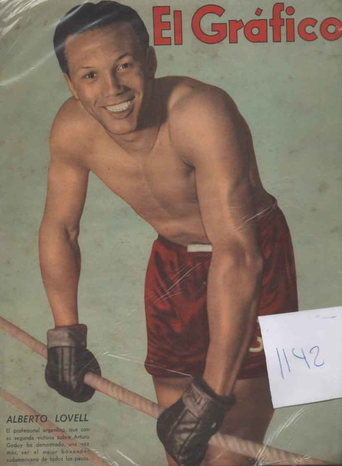 Alberto Santiago Lovell, Afro-Argentine Wins Olympic Gold!  #BlackHistoryIsGlobal